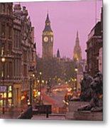 Big Ben London England Metal Print
