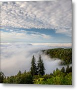 Blue Ridge Parkway. Metal Print