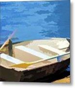 Boat 1 Metal Print