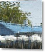 Boathouse Restaurant Metal Print