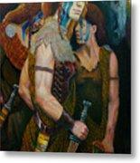 Boudica Metal Print