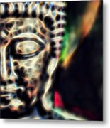 Buddah Collection Metal Print