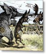 Bull Moose Campaign, 1912 Metal Print