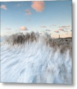 Cape Hatteras Lighthouse Outer Banks Metal Print