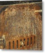 Carlton19 Metal Print