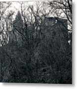 Castle Frankenstein Metal Print