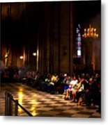 Cathedrale Notre Dame De Paris Metal Print