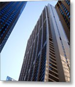 Chase Tower Chicago  Metal Print