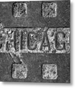Chicago Metal Print by Jeff Lewis