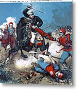 China: Boxer Rebellion Metal Print