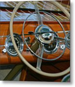 Classic Runabout Metal Print