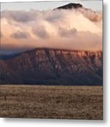Clouds In The Morning Metal Print