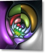 Colorful Metal Print
