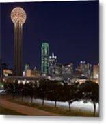 Dallas - Texas Metal Print