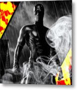 Daredevil Collection Metal Print