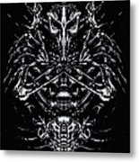 Darkness Of Women Metal Print