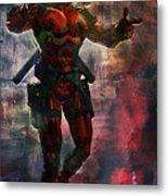 Deadpool Metal Print