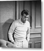 East Of Eden, James Dean, 1955 Metal Print