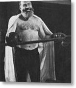 Ernest Hemingway Metal Print by Granger
