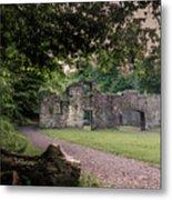 Fairafar Mill, Cramond, Edinburgh Metal Print