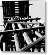 Form And Function 6 Metal Print