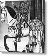 Francis I (1494-1547) Metal Print