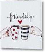 Friendship Metal Print