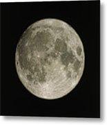 Full Moon Metal Print by Eckhard Slawik