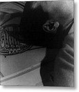 George Gershwin, American Composer Metal Print