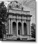 Handley Library - Winchester Virginia Metal Print