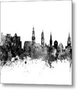 Heidelberg Germany Skyline Metal Print