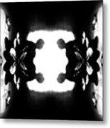 2 Hide From Death Metal Print