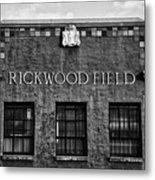 Historic Rickwood Field Metal Print
