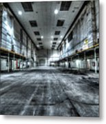 Industrial Metal Print