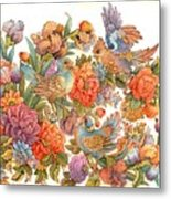 Isfahan Metal Print
