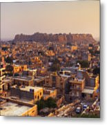 Jaisalmer - India Metal Print
