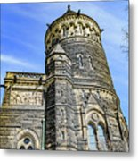 James A. Garfield Memorial Metal Print