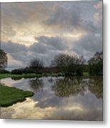 Janesmoor Pond - New Forest Metal Print