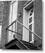 Jonesborough Tennessee - Upstairs Neighbors Metal Print
