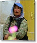 Khorla China Metal Print