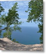 Lake Michigan Metal Print