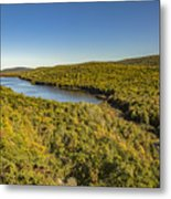 Lake Of The Clouds Metal Print