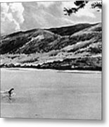 Loch Ness Monster, 1934 Metal Print