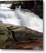 Lower Tahquamenon Falls Area Metal Print