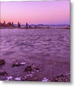 Mono Lake California Metal Print