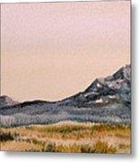 Montana Landscape Metal Print