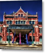 Montgomery Union Station Metal Print