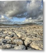 Mullaghmore Mountain Metal Print