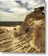 Mungo National Park, Australia Metal Print