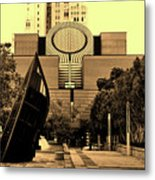 Museum Of Modern Art - San Francisco Metal Print